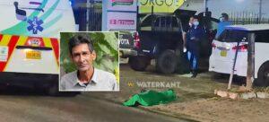 Verdachte in roofmoord zaak Wilhelminastraat aangehouden