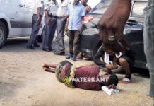 VIDEO: Jongeman gewond afgevoerd na schietpartij aan de Mattheusweg