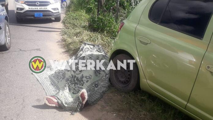 Overleden taxi chauffeur (42) reed voor botsing zigzaggend over de weg