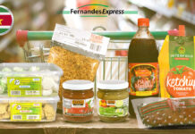 Stel nu je eigen pakket met Surinaamse producten samen bij Fernandes Express
