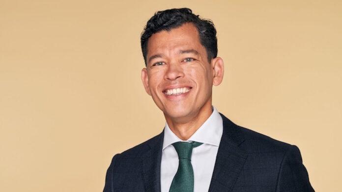 Raoul Boucke op D66 kandidatenlijst Tweede Kamerverkiezingen 2021