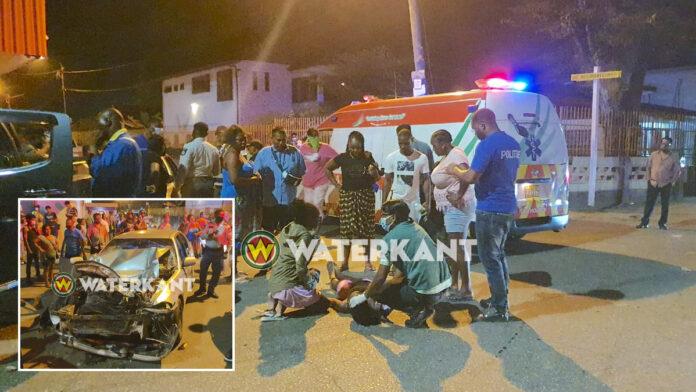 Vrouw zwaargewond na ravage veroorzaakt door dronken bestuurder