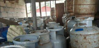 Economische Zaken treedt op tegen prijsopdrijving gascilinders in Brokopondo en Sipaliwini