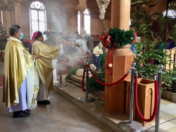 Kerst 2020: Hoogmis en preek bisschop van Paramaribo