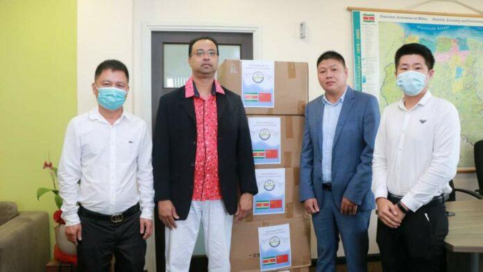 Surinaamse Chinese jongeren vereniging