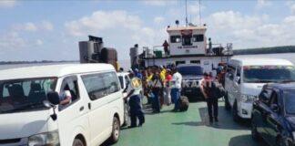 Veerdienst Guyana-Suriname
