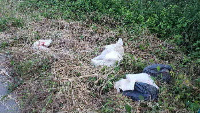 Zwerfvuil blijft een probleem in Nickerie