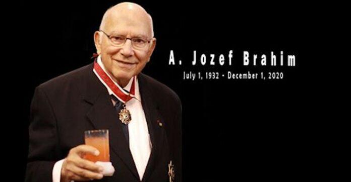 In Memoriam: Drs. Jozef Brahim, bankier met een gouden hart