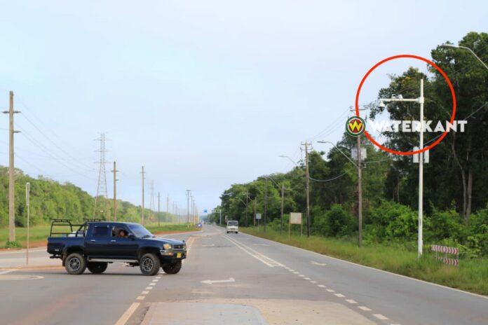 Deze camera zou dodelijk verkeersongeval Afobakweg vast hebben gelegd