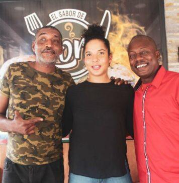 Damaru strikt Maisha Neus en Steven van Frederikslust voor nieuw D-TV Express
