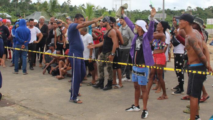 Dreiging door Cubanen leidde tot ontmanteling door politie en militairen