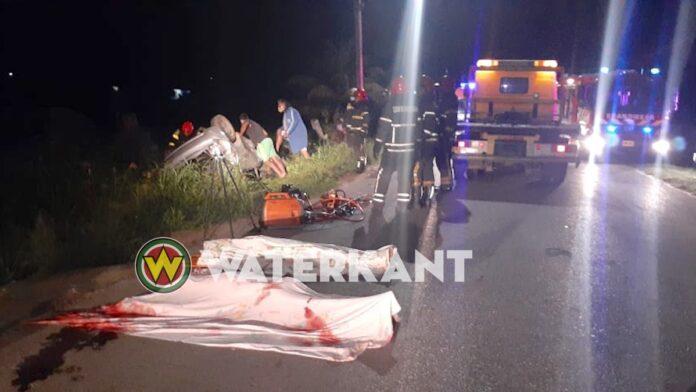 Drie jongeren dood na eenzijdig verkeersongeval op kerstdag, bestuurder dronken