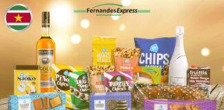 Verras uw mensen in Suriname met een speciaal Fernandes Kerstpakket