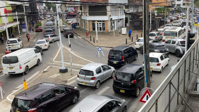 Wegomlegging binnenstad opgeheven na chaos