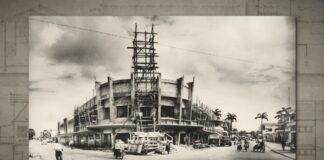 De gebouwen in Suriname ontworpen door Peter Nagel