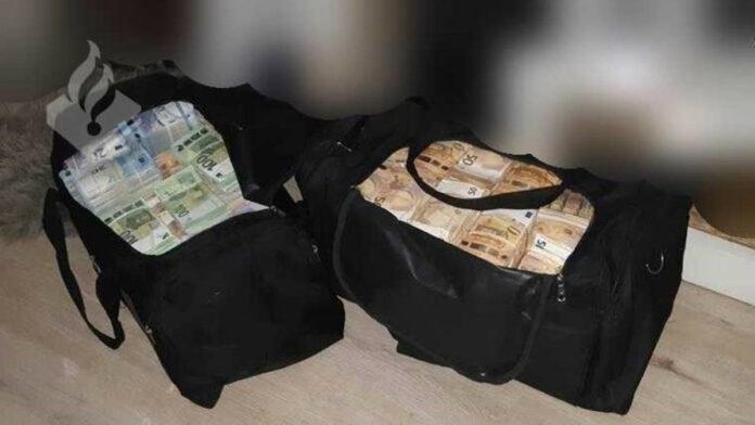 Zoon van Surinaams Amsterdamse crimineel met bijna 5 miljoen euro cash gepakt