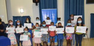 Winnaars ingezonden filmpjes Internationale Dag van de Kinderrechten