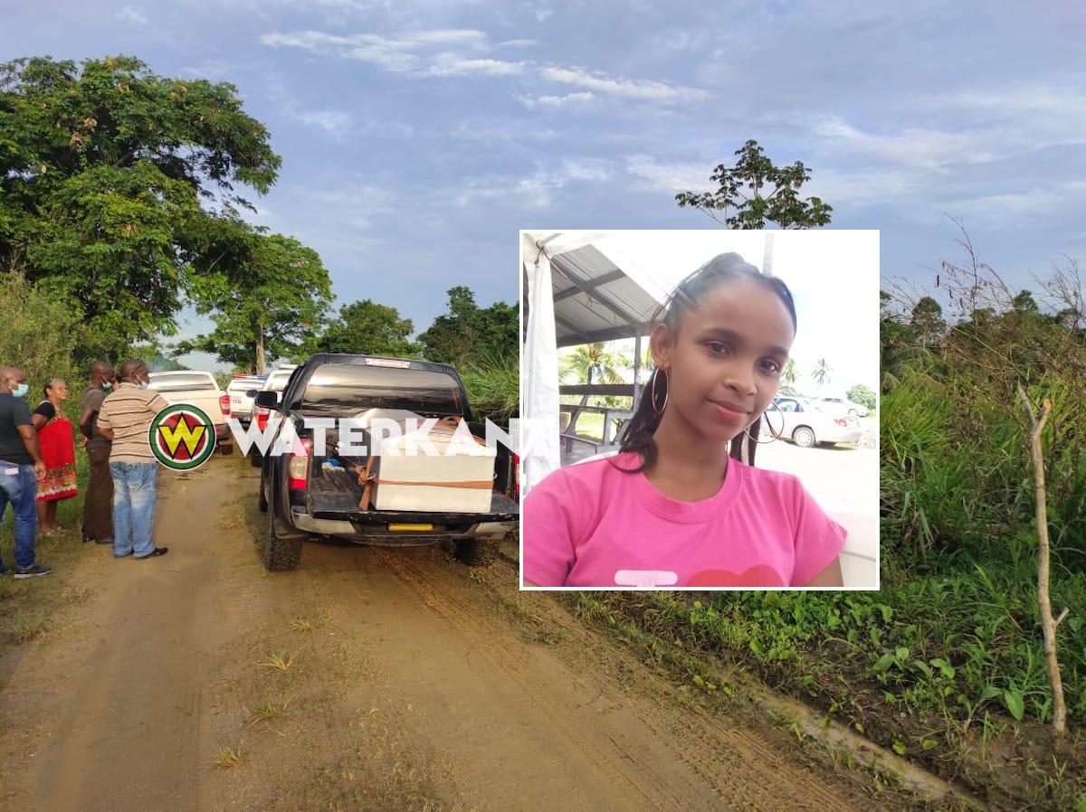 Gevonden Lijk Is Van 16 Jarig Vermist Meisje 24 Jarige Man Aangehouden Waterkant