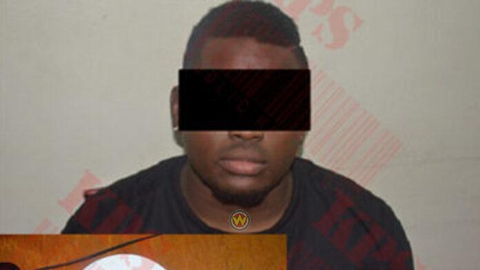 Lockdown overtreder met drugs aangehouden