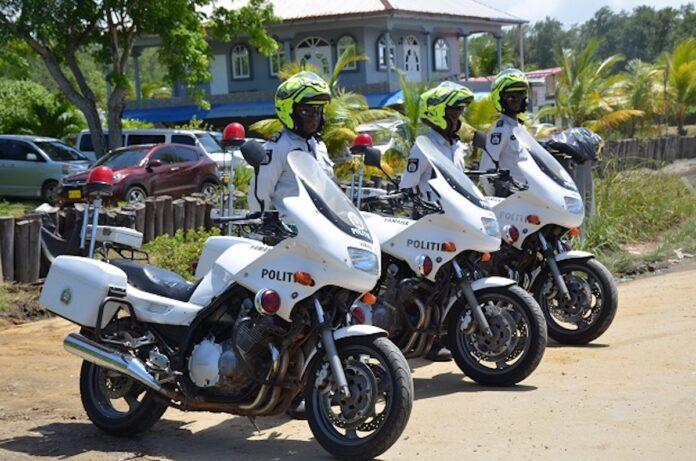 73 verkeersdeelnemers bekeurd door Motor Surveillance Dienst