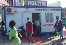 Politieposten VCB en Centrale Markt weer in gebruik