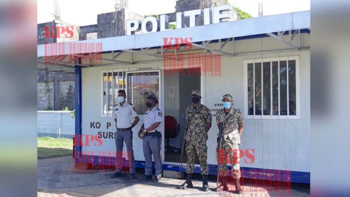 Politiepost 'On The Run' weer in gebruik genomen
