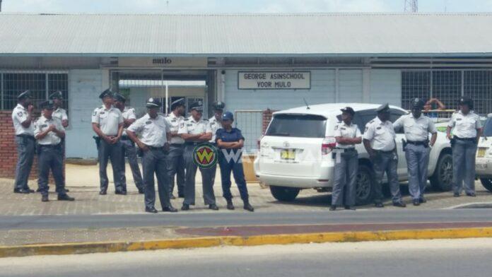 politieagenten-suriname