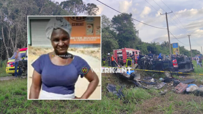 Recente aanrijding Afobakaweg eist alsnog 6e dode