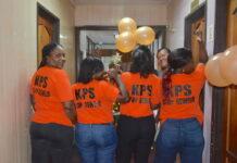 Korps Politie Suriname ondersteunt campagne tegen geweld