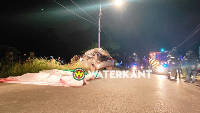 20-jarige Fabian M. was dronken en niet in bezit van rijbewijs tijdens veroorzaken ongeval