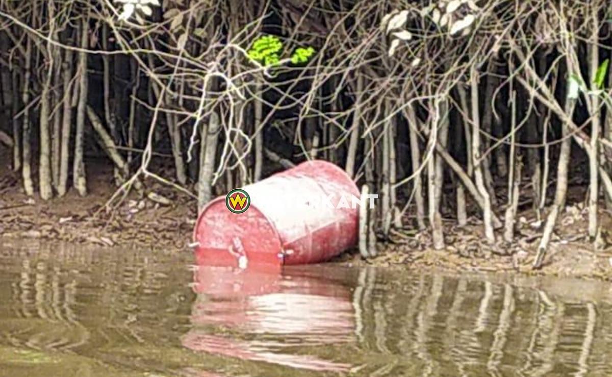 Wederom lijk in vat aangetroffen in Suriname