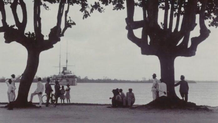 VIDEO: De geschiedenis van de Waterkant in Paramaribo