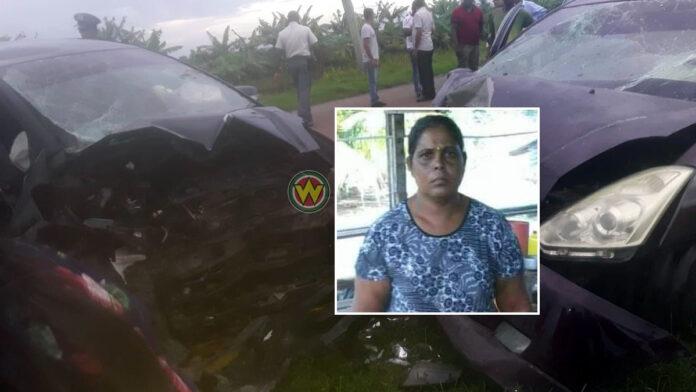 'Overleden bestuurster reed hard en verloor controle over stuur'