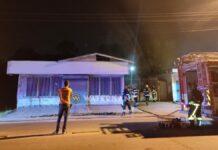 Brandweer voorkomt erger bij beginnende brand in woning Indira Gandhiweg