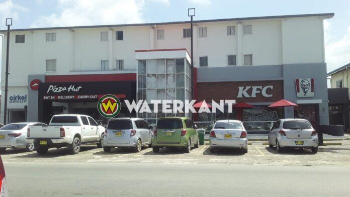 KFC Wilhelminastraat gesloten vanwege COVID-19 besmetting medewerker