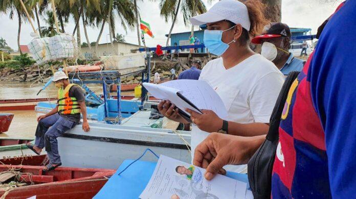 Keuring vissersvaartuigen voor verlenging visvergunningen