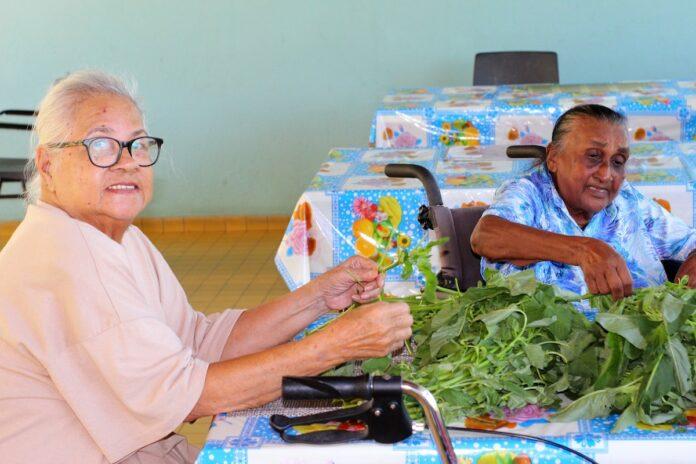 Bijzonder project 'Lobi Grani Libi' voor ouderen in Suriname