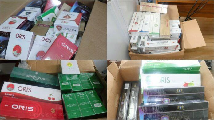 Ruim 3.000 pakken illegale sigaretten in beslag genomen te Meerzorg