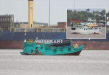Boten weggestuurd omdat bemanning illegaal aan wal komt