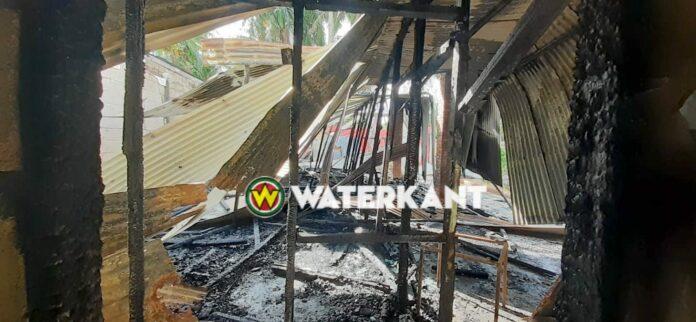 'Jongeman stak appartementencomplex in brand na mishandeling door schoonvader'