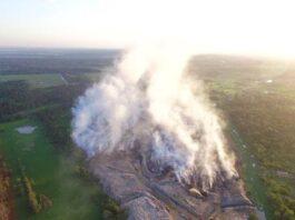 Brand op vuilstortplaats Ornamibo na uren onder controle
