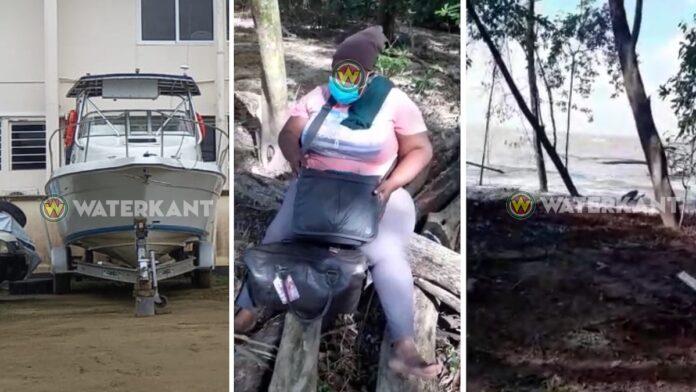 De controle door de Surinaamse autoriteiten is lastig, vanwege de uitgestrekte grens.