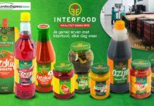 Interfood producten nu ook online te koop via Fernandes Express