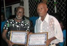 Iwan Esseboom en Imro Lioe-A-Njie gehuldigd