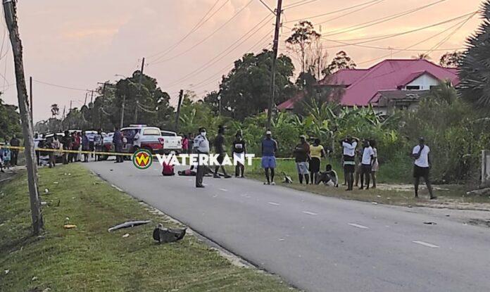 VIDEO: Jongen dood gereden, bestuurder rijdt door
