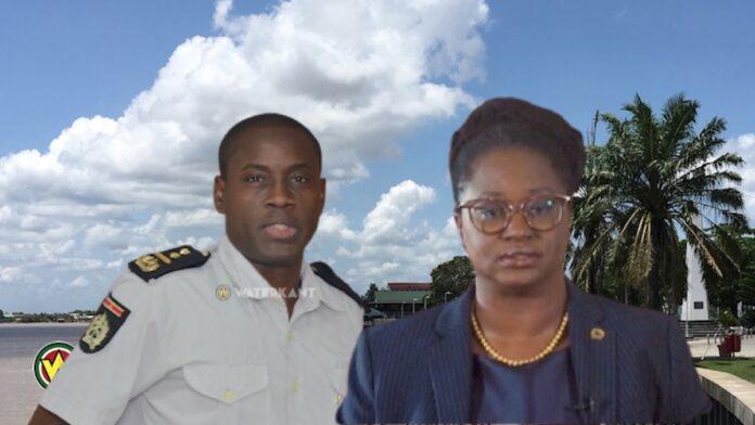 'Leiding Surinaamse politie en veiligheidsdienst wordt vervangen'