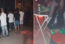 'Nachtclubs laten klanten toe en houden ze verscholen'