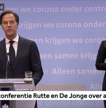 Ook Nederland krijgt avondklok vanaf vrijdag