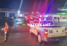 VIDEO: Grote lockdown controle politie bij GOw2 Van 't Hogerhuysstraat