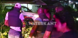 politie-eenheden-in-actie-suriname